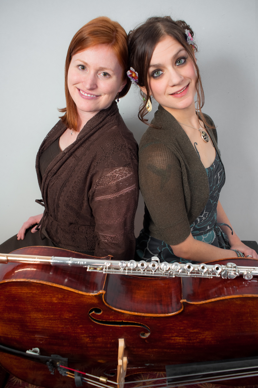 advent library concert series ashley addington rachel arnold