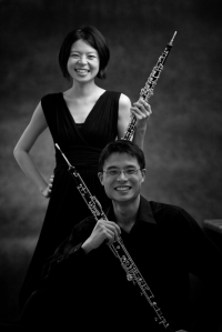 Ling-Fei and Charles