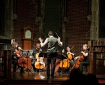 Premiering William Kenlon's Cello Quartet on February 22, 2013